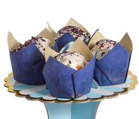 40 x 30cm Muffinetagere Kindergeburtstag 3 Etagen Muffin Etagere Sweet Hours
