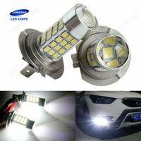 2X H7 499 LED 40W Birne Nebelscheinwerfer Nebel Licht Tagfahrlicht DRL Weiß