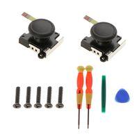 Reparaturteil 3D Joystick Analog Rocker + Schraube Für Nintendo Switch Controller