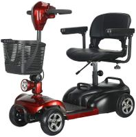 """Elektromobil""""Vita Care 500"""", Lithium-Akku, 4 kg, Seniorenmobil Senioren-Scooter ohne Führerschein 6km/h 300 Watt Roller"""