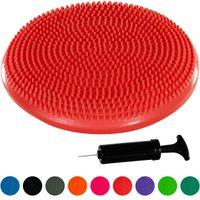 MOVIT® Ballsitzkissen, Sitzhilfe Durchmesser 33 cm, Rot