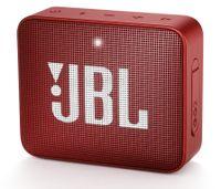 JBL Tragbarer Bluetooth Lautsprecher GO2, Farbe: Rot