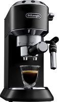DeLonghi EC685.BK Dedica Style Siebträger Espressomaschine schwarz