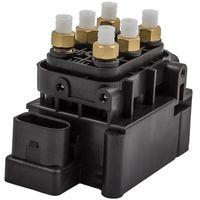 Luftfederung Magnetventilblock Ventileinheit Für VW Touareg 7L AUDI Q7 4LB 7L0698014