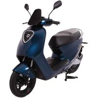 Elektro-Roller SXT Yadea C1S blau