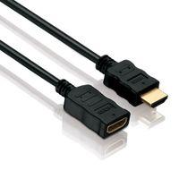 Purelink HDMI-Verlängerungskabel, HIGH SPEED with ETHERNET, 1,5 m