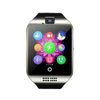 Q18 Smart Watch Life Wasserdichte Uhr Smart Armband 1,2 Zoll Bildschirm Tragbare Smartband Intelligente Uhr mit Kartensteckplatz für Kinder Erwachsene Outdoor Business School