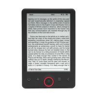 Denver eBook-Reader EBO-630L, 15,2 cm (6 Zoll), E Ink, 1024x758 Pixel