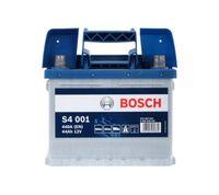 Autobatterie BOSCH 12 V 44 Ah 440 A/EN 0 092 S40 010 L 207mm B 175mm H 175mm NEU