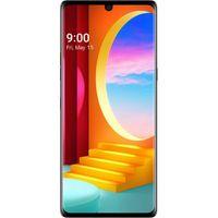 LG Velvet G910 Smartphone 128GB 6GB RAM black Android LTE/4G Triple-Kamera