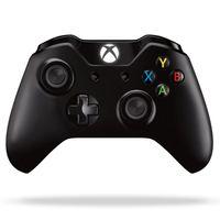 Microsoft Xbox One Wireless Controller, Gamepad, Kabellos, Xbox One, RF, D-pad, Menu, AA