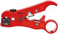 Knipex KNIPEX Abisolierwerkzeug fuer Koax-Kabel 16 60 06 SB