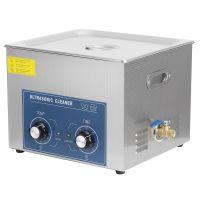 15L Ultraschallreinigungsgerät Ultraschallreiniger Ultrasonic Cleaner 304 Edelstahl Ultraschallbad mit Korb