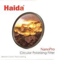 HAIDA Ultra Slim Nano Pro MC CPL - 82 mm - Polarisationsfilter der neuesten Generation
