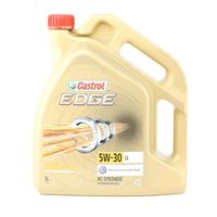 Castrol EDGE 5W 30 LL Hochwertiges Premium Motorenöl Syntetisch 5L