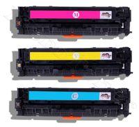 Merotoner® 3x Toner für Canon CRG-731 Kompatibel zu Canon i-SENSYS LBP-7110 , (6271B002, 6270B002, 6269B002)