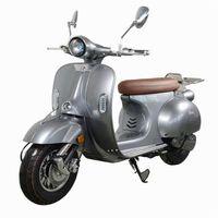 Elektroroller Retro Ginabella - 2000H / E - Motorroller 45Km/h grau