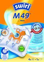 Swirl Staubsaugerbeutel M49 / M 49 MicroPor Plus AirSpace für Miele Staubsauger Typ: G