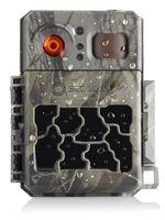 SECACAM Pro Plus, 60° Winkel, Professionell - Outdoor Überwachungskamera Wildkamera – Full HD Tag- / Nachtsicht / 5 MP / 0,4 Sekunden Auslösezeit / Bewegungsmelder, kabellos