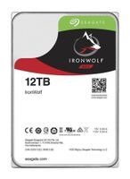 Seagate NAS HDD IronWolf - 3.5 Zoll - 12000 GB - 7200 RPM
