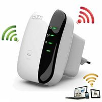 Wireless Signal Booster Extender WLAN-Repeater 802.11n / b / g Netzwerk-WLAN-Router ALCYONEUS1