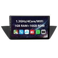 Eunavi DSP Android Autoradio Stereo Für BMW X1 E84 2009 - 2015 iDrive 2 Din Autoradio Multimedia Player GPS Navi 2 Din Headunit