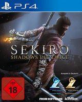Sekiro - Shadows Die Twice - Konsole PS4