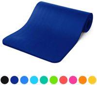 #DoYourFitness x World Fitness Gymnastikmatte »Amisha« 183 x 61 x 1,2 cm Yogamatte, rutschfest Sportmatte Fitnessmatte