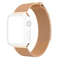 """topp - Armband Apple Watch 38/40 mm, Mesh, rosegold """"wie neu"""""""