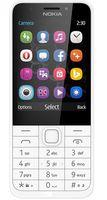 Nokia 230 Dual-SIM light silver