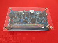 Zusammengebauter Geigerzähler-Bausatz DIY Kernstrahlungsdetektor GM-Rohr