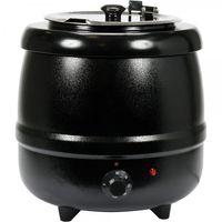 YATO Profi Elektrischer Suppenwärmer 9 Liter 400 Watt YG-04250 Suppentopf
