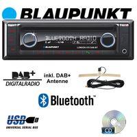 BLAUPUNKT LONDON 470 DAB BT - Bluetooth | DAB+ | CD | SD | USB Autoradio