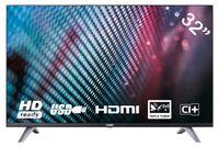 YASIN YT32HTB1 80 cm (32 Zoll) LED Fernseher (HD, Triple Tuner, CI+, 2x HDMI, Mediaplayer USB 2.0)