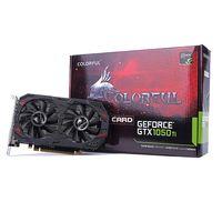ASUS Cerberus-GTX1050TI-O4G Gaming Grafikkarte (Nvidia, PCIe 3.0, 4GB GDDR5 Speicher, DVI, HDMI, Display Port)