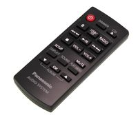 Panasonic N2QAYB000984 Fernbedienung für SC-PM250, SC-PM600, SC-PM602