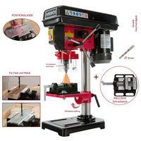 AREBOS Tischbohrmaschine Säulenbohrmaschine Standbohrmaschine Laserbohrmaschine - direkt vom Hersteller
