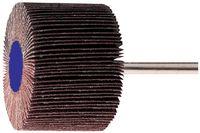 PROMAT Fächerschleifer Ø40xH20mm K.120 Korund Schaft-D.6mm PROMAT