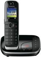 Panasonic KX-TGJ320GB Schnurlostelefon mit AB schwarz