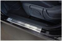 Edelstahl Exclusive Einstiegsleisten für Nissan Qashqai 2 II ab Bj 2013-