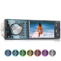 XOMAX XM-V419: 1DIN Moniceiver mit Bluettoth, FlashXO, USB, AUX IN, ohne Laufwerk
