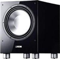 Canton SUB 1200 R, 500W, 18 - 200 Hz, 50 - 200 Hz, Schwarz, 36 cm, 50 cm