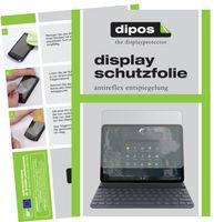 2x Microsoft Surface Pro 7 Schutzfolie matt Displayschutzfolie Folie Display