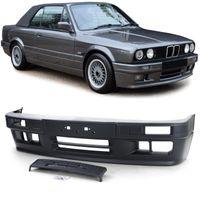 Front Stoßstange Sport Optik Typ 2 für Nebelscheinwerfer für BMW 3er E30 85-94