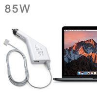 85W Magsafe 2 T Kfz Netzteil Ladegerät Ladekabel Autoladegerät für Mac Book, 15'' Retina - Mitte 2012- Mitte 2015 Models 20V 4,25A