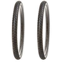 2x 28 Zoll Reifen Fahrradreifen pannensicherer K-Protect 47-622 - 700x45C
