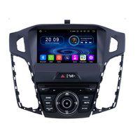 "8"" Touchscreen Android Autoradio DVD GPS Navigation Bluetooth USB für Ford Focus"