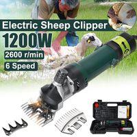 1200W Elektro Schafschere Schafschermaschine Schermaschine Schafwolle Trimmer