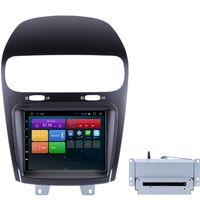 "9"" Touchscreen Android Autoradio Navi GPS Carplay fr Fiat Freemont Dodge Journey"