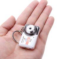 X6 tragbare Ultra Mini HD High Definition Digitalkamera Mini DV Unterstützung 32 GB TF Karte mit Mikrofon